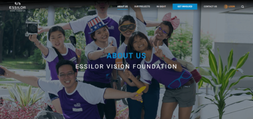 Essilor Vision Foundation